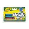 Crayola metálszínű filctoll, 5db-os