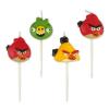 Riethmüller Angry Birds Parti Gyertya Szett 4 db-os