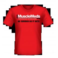 Musclemeds póló