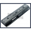 NBP6A218E1 4400 mAh 6 cella fekete notebook/laptop akku/akkumulátor utángyártott