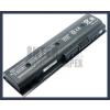 HP Pavilion DV4-5000 4400 mAh 6 cella fekete notebook/laptop akku/akkumulátor utángyártott