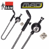 D.A.M D.A.M MAD 8-BALL HANGER+DICE