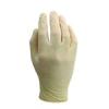 NEMMEGADOTT védőkesztyű egyszerhasználatos púderezett latex (100db-os) 9201 (S)
