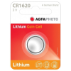 Agfaphoto lítium gombelem CR1620 (1db)