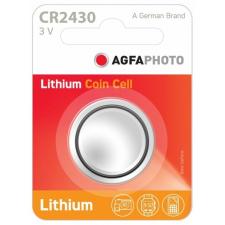 Agfaphoto lítium gombelem CR2430 (1db) gombelem