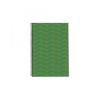 LIDERPAPEL Spirálfüzet A/4 kockás 140lap 70g, zöld