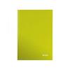 Leitz Beíró A/4 WOW, Leitz lakkfényű, kockás zöld