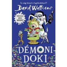 David Walliams Démoni doki gyermek- és ifjúsági könyv