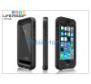 Lifeproof Apple iPhone 5/5S víz- por- és ütésálló védőtok - Lifeproof Nüüd - black tok és táska