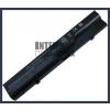 Compaq 321 4400 mAh 6 cella fekete notebook/laptop akku/akkumulátor utángyártott