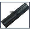 Presario CQ56-142SF 6600 mAh 9 cella fekete notebook/laptop akku/akkumulátor utángyártott