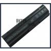 586007-541 6600 mAh 9 cella fekete notebook/laptop akku/akkumulátor utángyártott
