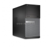 Dell Optiplex 3020 Mini Tower 1000GB SSD 2TB HDD Core i3-4160 3,6|6GB|2000GB HDD|1000 GB SSD|Intel HD 4400|W7P64|3év asztali számítógép