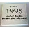 Tréfás póló 20 éves, Készült 1995... (XL)