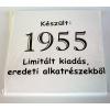 Tréfás póló 60 éves, Készült 1955...  (L)