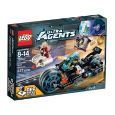 LEGO Agents: 70167 Invizable szökik az arannyal lego