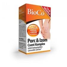 BioCo Porc & Izom Csont Komplex tabletta 120 db táplálékkiegészítő