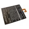 Lenovo IdeaPad S5000 3550mAh Touchpad Akkumulátor fekete