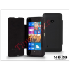 Mozo Nokia Lumia 530 flipes tok - Mozo Book Case - black