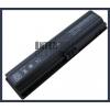460143-001 4400 mAh 6 cella fekete notebook/laptop akku/akkumulátor utángyártott