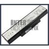K72JK Series 4400 mAh 6 cella fekete notebook/laptop akku/akkumulátor utángyártott