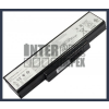 K72JF Series 4400 mAh 6 cella fekete notebook/laptop akku/akkumulátor utángyártott