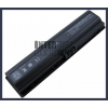 455806-001 4400 mAh 6 cella fekete notebook/laptop akku/akkumulátor utángyártott