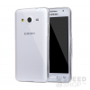 utángyártott Samsung G355 Galaxy Core 2 Ultra Slim 0.3 mm szilikon hátlap tok, átlátszó