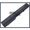 Business Notebook 8510p 4400 mAh 6 cella fekete notebook/laptop akku/akkumulátor utángyártott