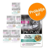 Pro Plan vegyes próbacsomag 6 x 85 g - Delicate