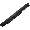 A56 Ultrabook 2200 mAh 4 cella fekete notebook/laptop akku/akkumulátor utángyártott