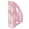 Herlitz Hungária Kft. Herlitz Álló irattartó műanyag A4 Classic Pastell rózsaszín