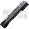 HSTNN-F10C 4400 mAh 8 cella fekete notebook/laptop akku/akkumulátor utángyártott