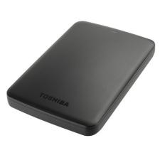 Toshiba Canvio Basics 2.5'' 500GB USB3 külső HDD, fekete merevlemez