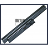 Sony VPC-EC1S1E/BJ 4400 mAh 6 cella fekete notebook/laptop akku/akkumulátor utángyártott