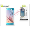 Muvit Samsung SM-G920 Galaxy S6 képernyővédő fólia - Muvit Glossy/Matt - 2 db/csomag
