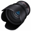 Samyang 50mm T1.5 VDSLR (Four-thirds)