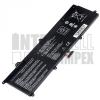 VivoBook X202E-CT006H 5000 mAh 2 cella fekete notebook/laptop akku/akkumulátor utángyártott