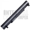 MSI Wind U180 Series 2200 mAh 3 cella fekete notebook/laptop akku/akkumulátor utángyártott