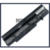 Fujitsu BTP-C1K8 4400 mAh 6 cella fekete notebook/laptop akku/akkumulátor utángyártott