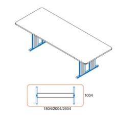TA-200/100-K-AVA íróasztal