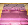 Billerbeck Elegante pamutszatén párnahuzat, Pink kockás, 80x80 cm - Billerbeck