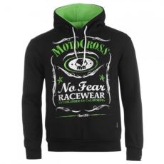 No Fear No Fear férfi kapucnis pulóver