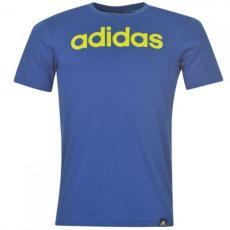 Adidas Linear Logo férfi póló