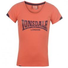 Lonsdale lányka póló