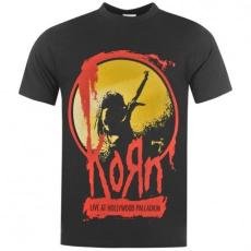 Official férfi póló - Korn