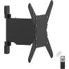 Fali TV tartó, 32 - 55, távirányítóval forgatható, max. 35 kg, SpeaKa Professional
