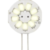 Renkforce LED-es fényforrás, 35 mm12 V G4 1.5 W = 10 W Melegfehér, Renkforce, Renkforce