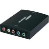 HDMI / RCA AV [1x - 5x RCA alj] 1920 x 1080 pixel Fekete SpeaKa Professional
