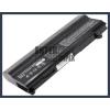 Toshiba Satellite M45 Series 8800 mAh 12 cella fekete notebook/laptop akku/akkumulátor utángyártott